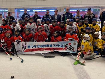 2019 AYHL Wuhan Stop : The Kindling of our Ice Hockey Passion