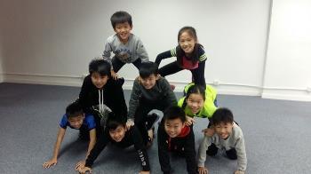 Squirt Team Bonding Session