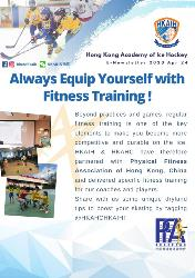 Always Equip Yourself with Fitness Training!