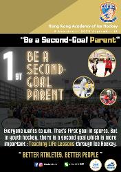 Be a Second-Goal Parent 1