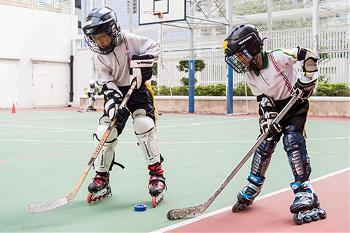 2017/18 HKAIH Inline Hockey Fun Tournament