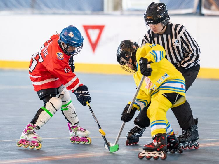 2018/19 PS Inline Hockey Tournament 2