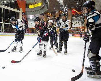 Ice Hockey Junior Reporters Workshop