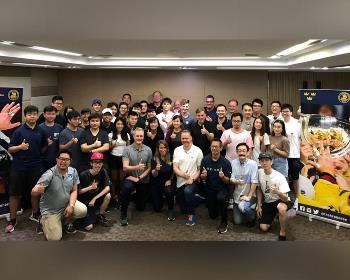 Swedish Ice Hockey Association conducting workshops in Hong Kong