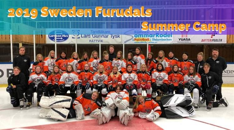 Sweden Furudals Summer Camp